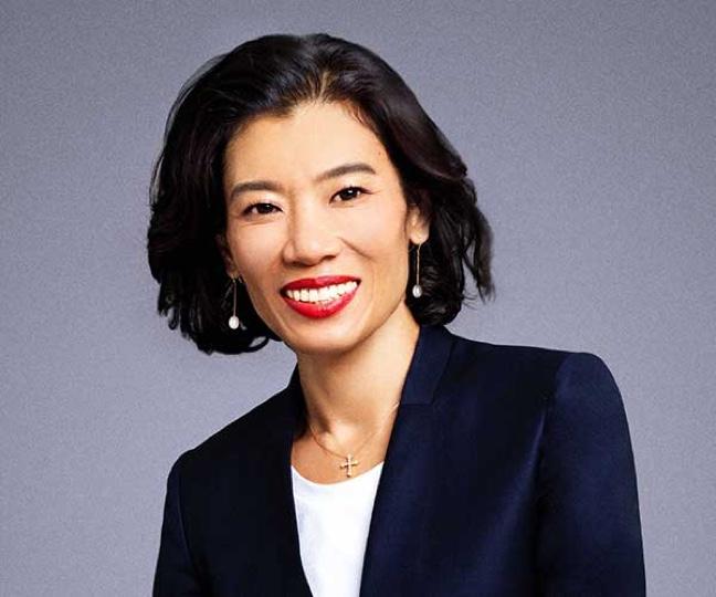 代表取締役社長 石渡美奈