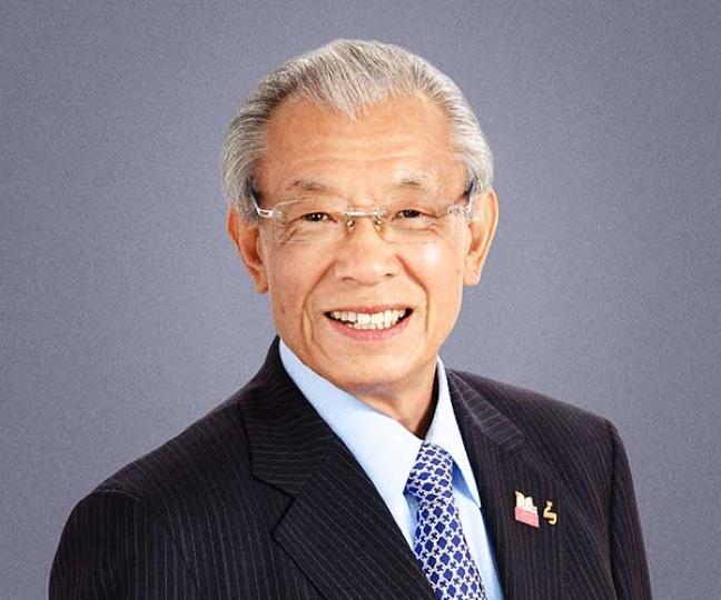 代表取締役会長 石渡光一
