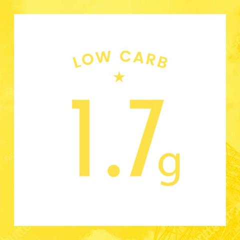 LOW CARB 1.7kg